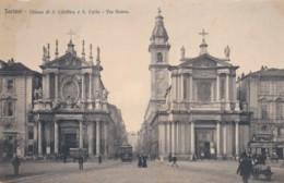 2c.125.  TORINO - Chiesa Di S. Cristina E S. Carlo - Via Roma - Ediz, Brunner - Italia