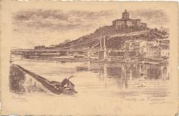 2c.137.  TORINO - Ponte In Ferro - 1909 - Italia