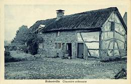 026 897 - CPA - Belgique - Robertville - Chaumière Ardennaise - Waimes - Weismes