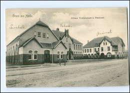 U7867-2240/ Heide  Höhere Töchterschule U. Pensionat AK 1907 - Zonder Classificatie