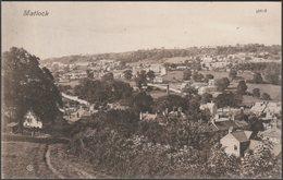 Matlock, Derbyshire, C.1910 - Valentine's Postcard - Derbyshire