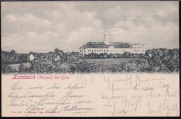 Austria, Steiermark, Kainbach (Kloster) Bei Graz, Mailed 1913 - Ohne Zuordnung