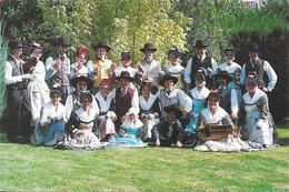 LES SACARAUDS - Folklore BOURBONNAIS 03 Yzeure - Personajes