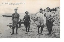 CPA (17) CHATELAILLON  Aux Boucholeurs Pêcheuses D'huitres - Châtelaillon-Plage