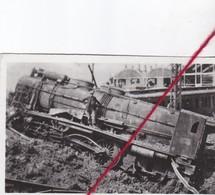 CP 62 -   BETHUNE   -  Machine Soufflée   -  Dépôt Des Locomotives - Bethune