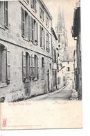 CPA (79) NIORT  La Rue Vieille Rose - Niort
