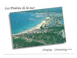 "CP Cogolin - Camping-caravaning ""Les Prairies De La Mer"" - Cogolin"