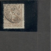 FRENCH GUINEA1904:Yvert28used Cat.Value26Euros($28) - Guinée Française (1892-1944)