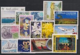 Nouvelle Calédonie - 1993 - Poste Aérienne PA N°Yv. 296 à 309 Complet - 14 Valeurs - Neuf Luxe ** / MNH / Postfrisch - Poste Aérienne