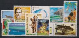 Nouvelle Calédonie - 1996 - Poste Aérienne PA N°Yv. 331 à 339A Complet - 9 Valeurs - Neuf Luxe ** / MNH / Postfrisch - Poste Aérienne