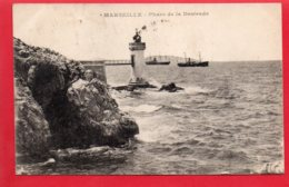 MARSEILLE - Phare De La Désirade - Vieux Port, Saint Victor, Le Panier