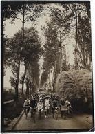 Photo Athletisme  Marche A Pied  Paris-strasbourg ?  Vers 1930 Croenne En Tete Pres  De 77  Claye Souilly - Athletics