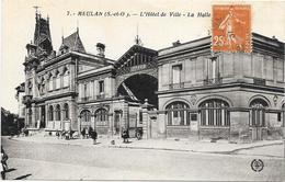 MEULAN : L'HOTEL DE VILLE - Meulan