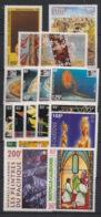 Nouvelle Calédonie - Année Complète 1996 Sauf 706-709 - N°Yv. 703 à 724 - 18 Valeurs - Neuf Luxe ** / MNH / Postfrisch - New Caledonia