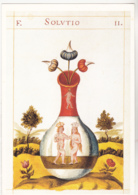 Postcard - Donum Dei, 17th Century - Solvtio - VG - Cartes Postales