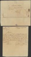 France 1796 Départements Conquis - LAC 97/Namur Vers Gand - 1792-1815: Conquered Departments