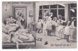 DER KOMET IST DA - 1910 - HALLEY - Astronomie