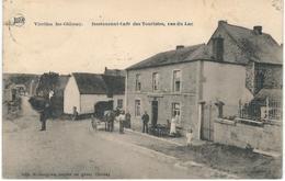 VIRELLES-LEZ-CHIMAY : Restaurant-Café Des Touristes - Rue Du Lac - Cachet De La Poste 1924 - Chimay