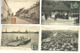 """Lot 28  CPA """"Fance"""",villages,commerces Animations, Ect...voir Scans - 5 - 99 Postcards"""