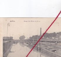 CP 62 -   BETHUNE   -  RIVAGES  DES MINES DE BRUAY    -   PENICHES - Bethune