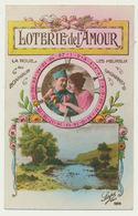 Loterie De L'amour - La Roue Du Bonheur - Les Heureux Gagnants - Couple Militaire - Fantaisies