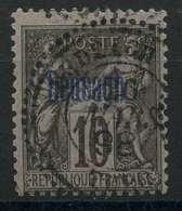 Dédéagh (1893) N 3 (o) - Dedeagh (1893-1914)