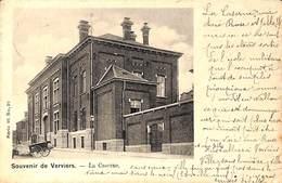 Verviers - La Caserne Vanderwauwera & Cie 1901 (petit Prix Fixe) - Verviers