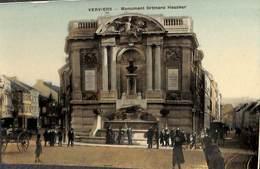 Verviers - Monument Ortmans Hauzeur (colorisée Animée) (petit Prix Fixe) - Verviers