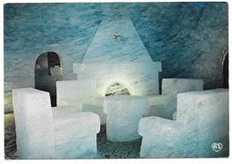 74 - CHAMONIX MONT BLANC - Grotte De La Mer De Glace - Le Salon - Ed. SECA N° GR 5 - Chamonix-Mont-Blanc