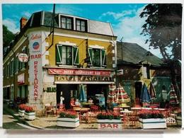 36 - TENDU - HOTEL CAFÉ RESTAURANT LE RELAIS - R. LUNEAU Prop. - ANIMÉE - ROUSSEL 19601 - TRES BEL ETAT - Altri Comuni