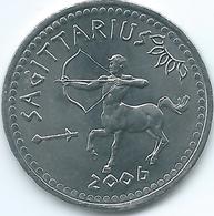 Somaliland - 10 Shillings - 2006 - Sagittarius - Somalia