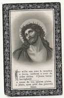 Doodsprentje Anna Catharina HUFKENS Huisvrouw Van Joannes Baptista Dils Gheel 1830 Sevendonck (Zevendonk) 1906 - Imágenes Religiosas