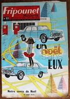 MAGAZINE FRIPOUNET ET MARISETTE - 24 ème Année (1964) - Numéro 52 - Fripounet