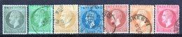 Roumanie 7 Valeurs Oblitéré - 1858-1880 Moldavie & Principauté