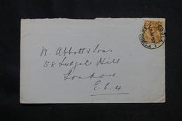 RHODÉSIE - Affranchissement Plaisant Sur Enveloppe En 1928 Pour Londres - L 59984 - Nordrhodesien (...-1963)