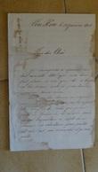 Lettre Expedition En Chine, 16e Marine, A Lire - 1901 - Documenti