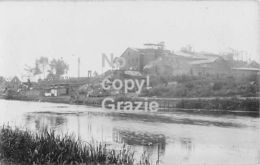 Comines-Warneton - La Basse Ville - Carte Photo - Usine De Cuir - Fotokarte Mit Zerstörter Lederfabrik 1915 - Comines-Warneton - Komen-Waasten