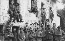 08 - Rethel - Des Soldats Allemands à Rethel - 1916 - Deutsche Soldaten In Rethel - Rethel