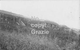 Comines-Warneton - La Basse Ville - Carte Photo -  Fotokarte Mit Unterständen 1915 - Comines-Warneton - Komen-Waasten