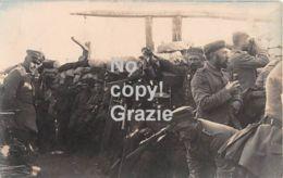 Comines-Warneton - La Basse Ville - Carte Photo - Soldats Allemands Dans Les Tranchées 1915 - Comines-Warneton - Komen-Waasten