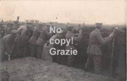 Passendale (Zonnebeke) - Flandernfront?- Carte Photo - Exercice De Grenade à Main - 1916 - Zonnebeke