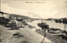 Cp Méricourt Yvelines, L'Ecluse - France