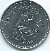 Somaliland - 10 Shillings - 2006 - Aquarius - Somalia