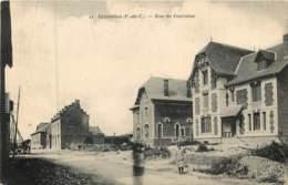 Dep - 62 - CROISILLES Rue De Fontaine - Croisilles