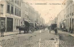 Dep - 59 - LANDRECIES La Grand'rue - Landrecies