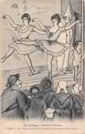 """Lot Série De 7 CPA Illustration Illustrateur A. Duchêne - Poitou Charentes Patois Poitevin Paysan """" Au Village """" - Andere Illustrators"""
