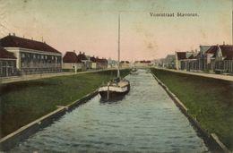 Nederland, STAVOREN, Voorstraat (1910s) Ansichtkaart - Stavoren