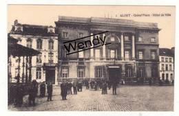 Aalst (Grand'Place - Hotel De Ville) Uitg.Saia N° 1 - Aalst