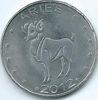 Somaliland - 2012 - 10 Shillings - Aries - Empty Leaves - Somalia