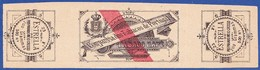 Portugal 1880 To 1899, Label Rapé Tobacco - ESTRELLA, Tabaco Rapé / Companhia Dos Tabacos De Portugal - Boites à Tabac Vides